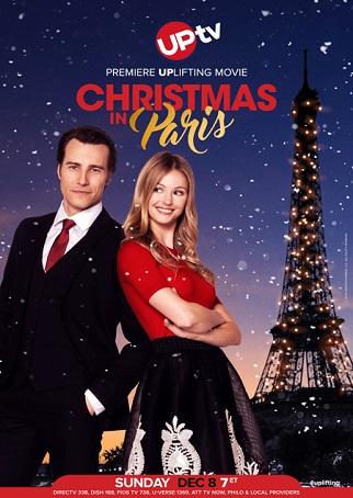 LUK - HARLEQUIN: Christmas In Paris