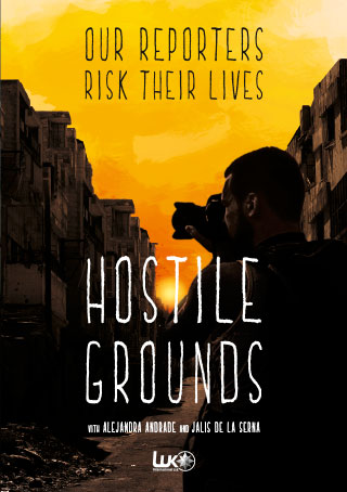 LUK - HOSTILE GROUNDS